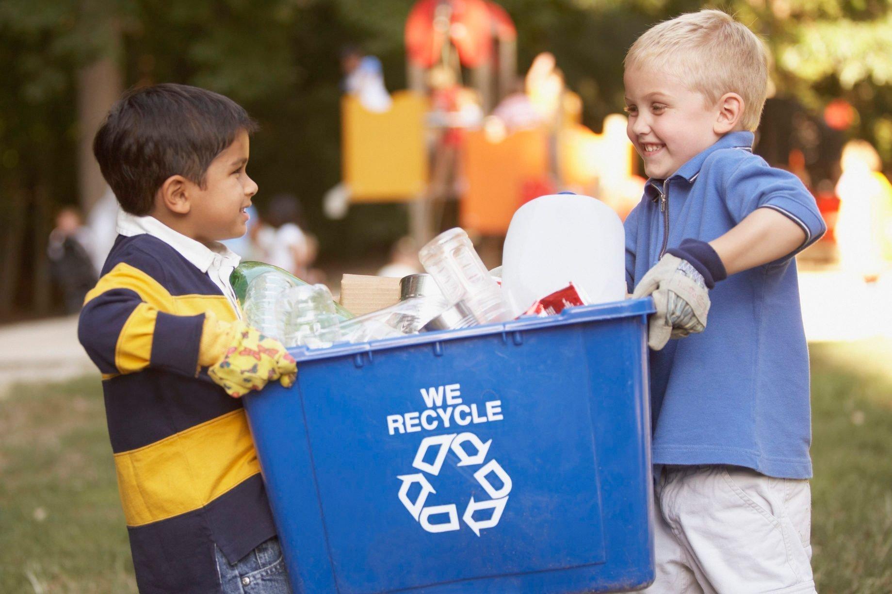 παιδιά περιβάλλον