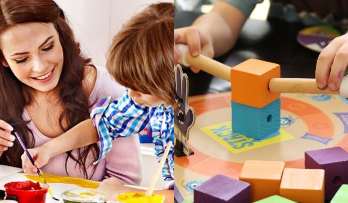 Αμφίπλευρος συντονισμός στα παιδιά: Τι είναι;