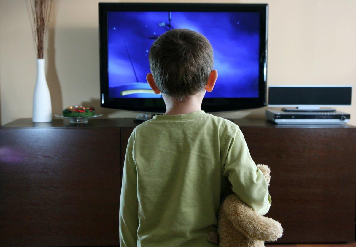 Εθισμός στην τηλεόραση